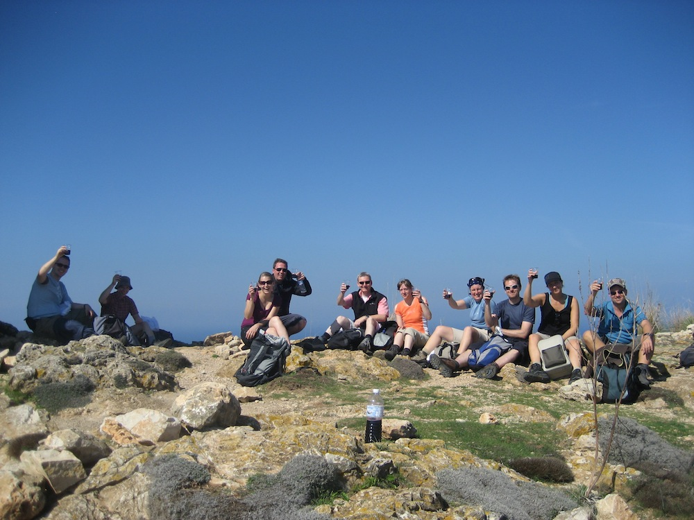 Picknick am Talaia de Son Jaumell