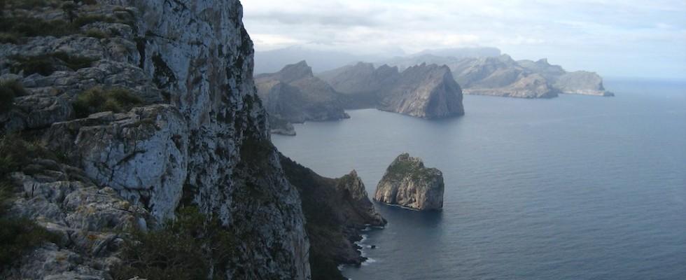 Blick auf das Cap Formender