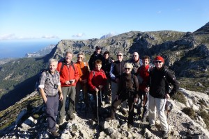 Silvester-Special Wandern auf Mallorca