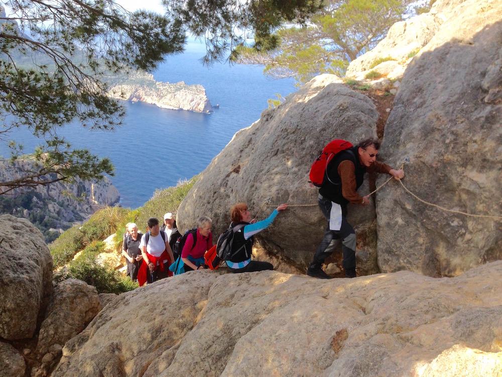 Gourmetwandern Mallorca März 2016