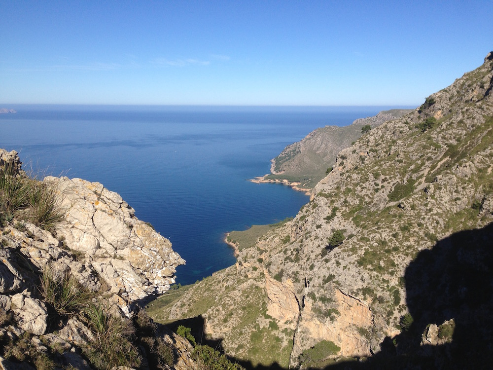Wanderung Zum Talaya Freda Wanderurlaub Auf Mallorca