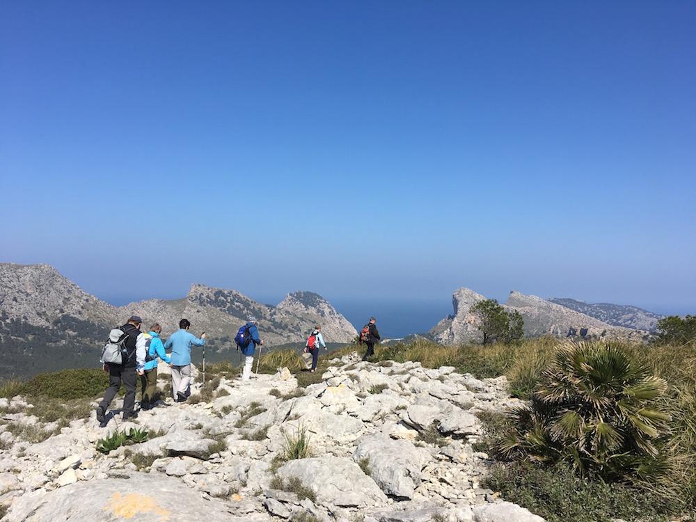 Geführte Wanderungen auf Mallorca