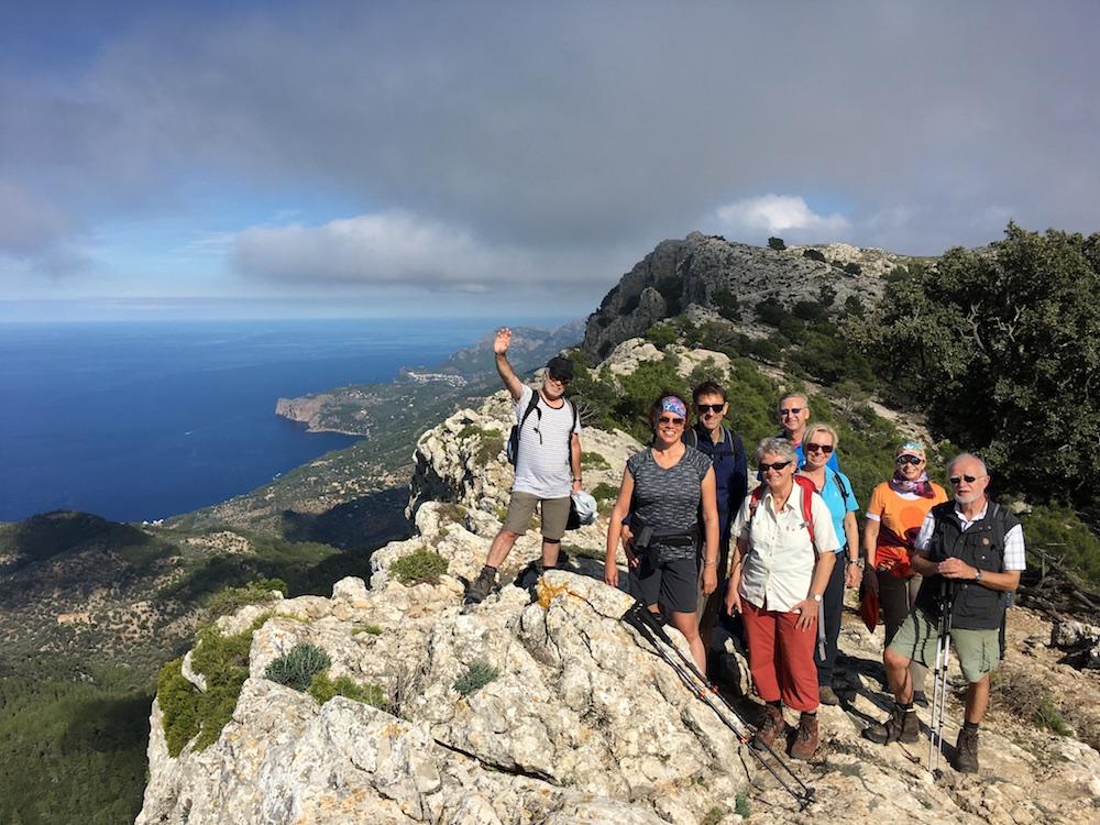 Gourmetwandern auf Mallorca 14. - 21.10.2017