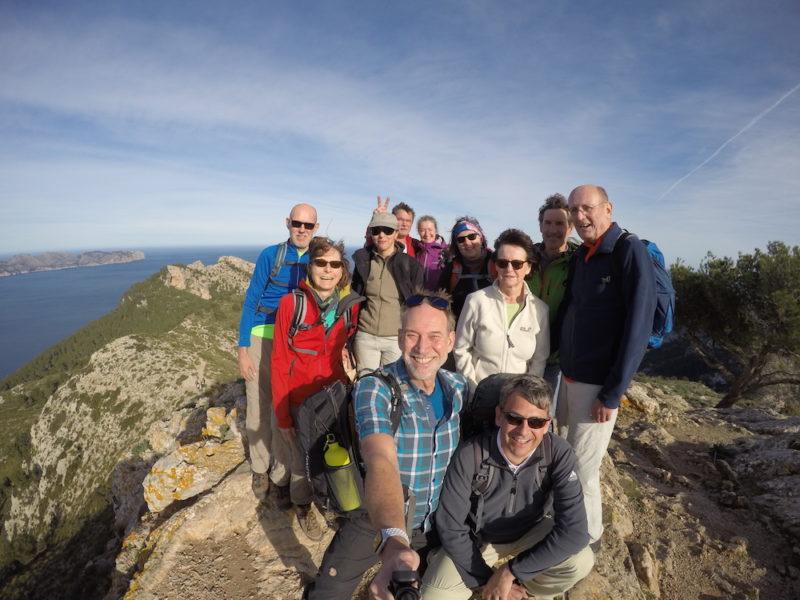 Silvester Wanderwoche Gourmetwandern auf Mallorca