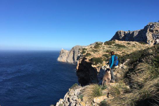 Silvester wandern auf Mallorca